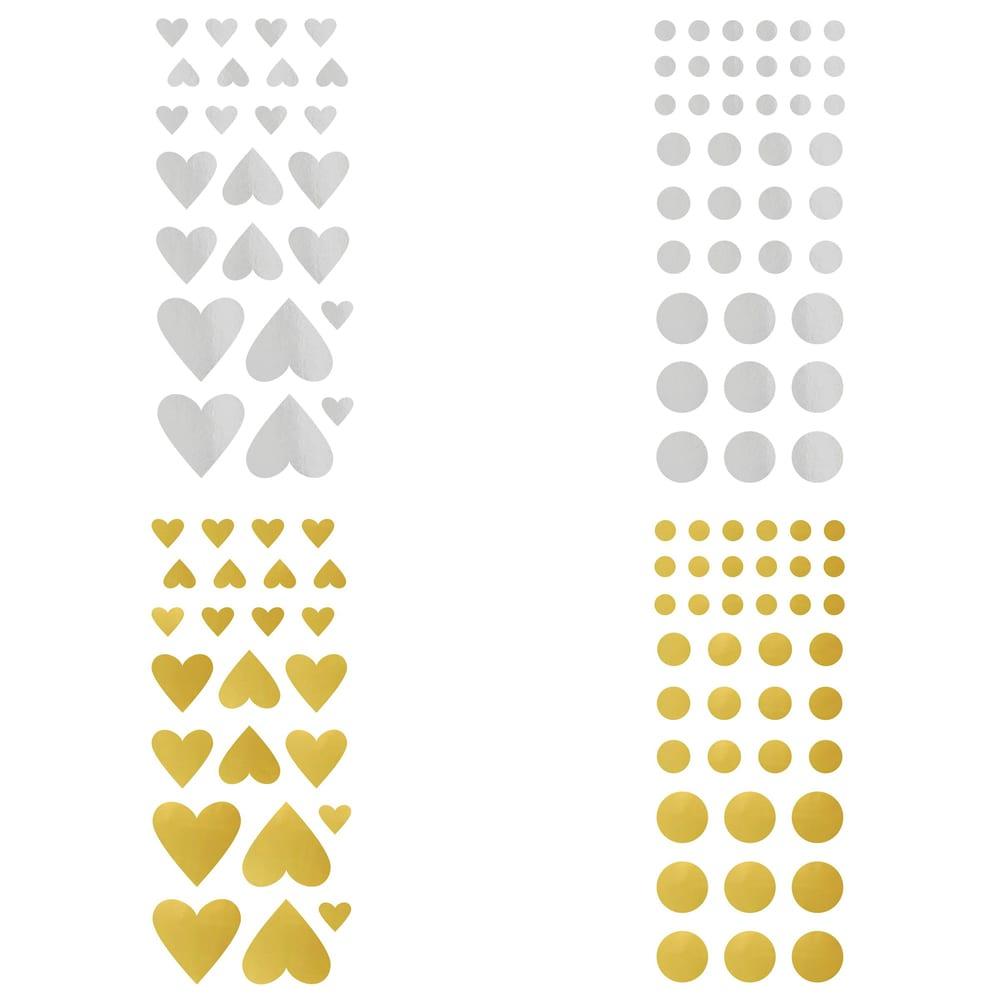 Klistermärken till Markeringskartan
